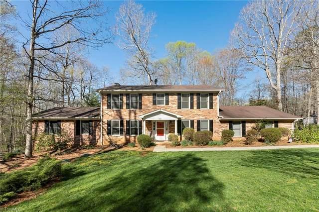 992 Woodhaven Forest Drive, Winston Salem, NC 27105 (MLS #1018632) :: Ward & Ward Properties, LLC
