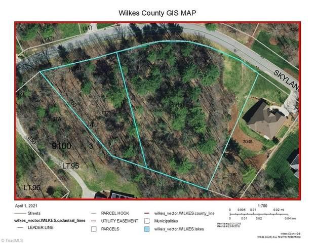 Lt 93 & 94 Skyland Drive, Wilkesboro, NC 28697 (MLS #1018651) :: Berkshire Hathaway HomeServices Carolinas Realty