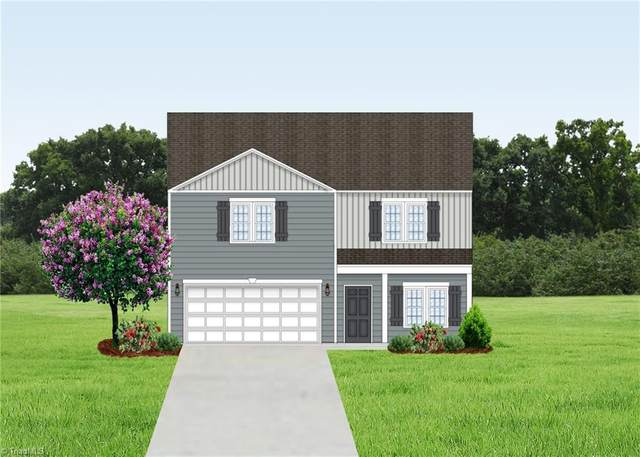 125 Tally Meadow Court, Lexington, NC 27295 (MLS #1018703) :: Ward & Ward Properties, LLC