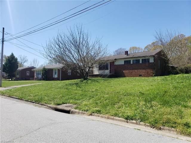 608 Paramount Street, High Point, NC 27260 (MLS #1018727) :: Lewis & Clark, Realtors®