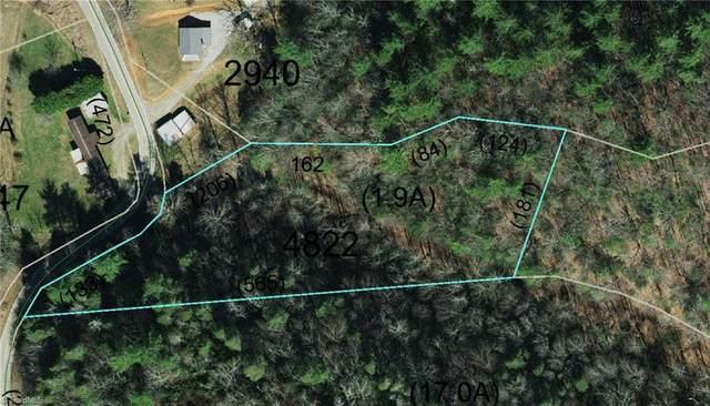 000 Roten Creek Road, Millers Creek, NC 28651 (MLS #1018748) :: Ward & Ward Properties, LLC