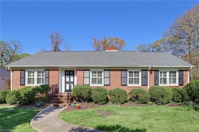 529 Audubon Drive, Greensboro, NC 27410 (MLS #1018750) :: Berkshire Hathaway HomeServices Carolinas Realty