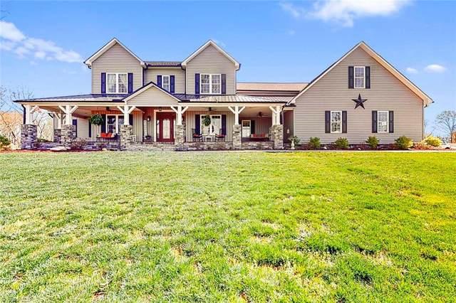 7555 Stokes Ferry Road, Salisbury, NC 28146 (MLS #1018775) :: Ward & Ward Properties, LLC