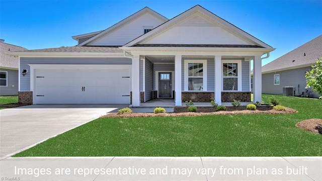 6460 Grogan Hill Road, Whitsett, NC 27377 (MLS #1018785) :: Lewis & Clark, Realtors®