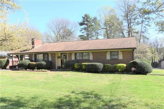 222 Beechwood Circle, Winston Salem, NC 27105 (MLS #1018799) :: Ward & Ward Properties, LLC