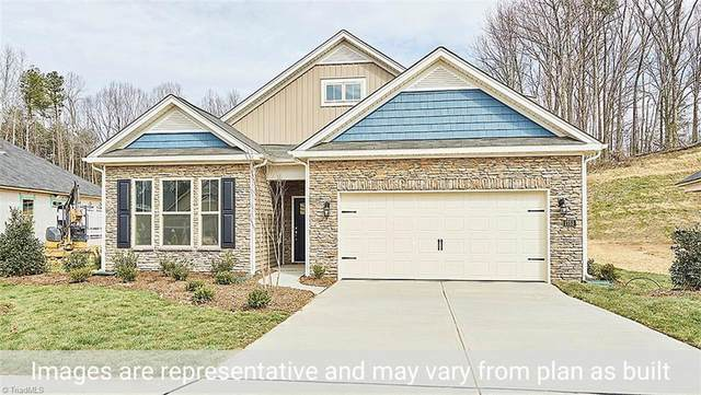 6470 Grogan Hill Road, Whitsett, NC 27377 (MLS #1018800) :: Lewis & Clark, Realtors®