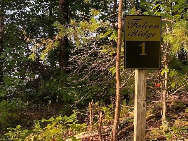 LT 1 Falcon Ridge Drive, Moravian Falls, NC 28654 (MLS #1018814) :: Ward & Ward Properties, LLC