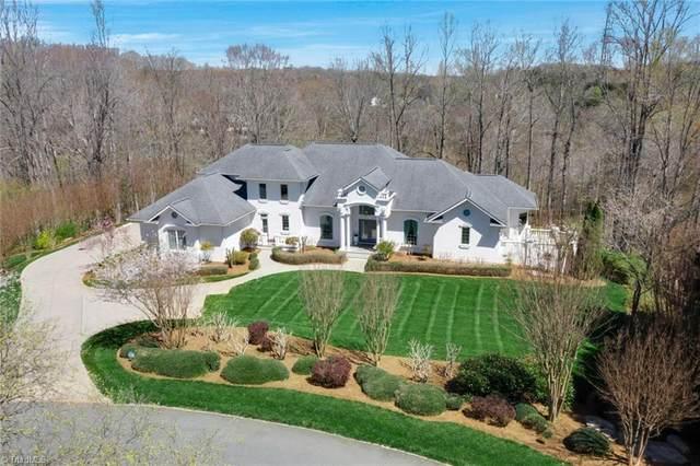 4449 Bent Tree Farm Road, Winston Salem, NC 27106 (MLS #1018844) :: Lewis & Clark, Realtors®