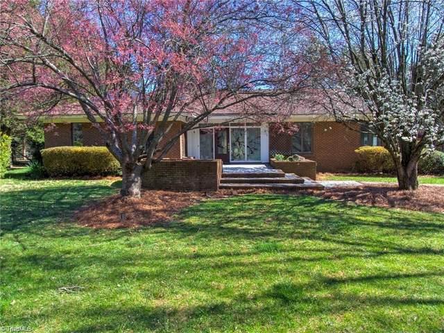 4813 Fox Chase Road, Greensboro, NC 27410 (MLS #1018850) :: Ward & Ward Properties, LLC
