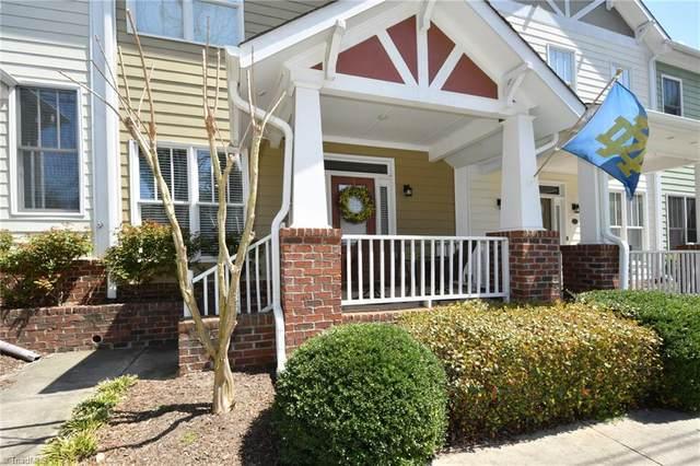 771 Poplar Street, Winston Salem, NC 27101 (MLS #1018857) :: Berkshire Hathaway HomeServices Carolinas Realty