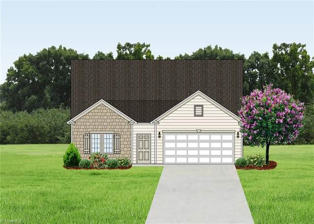 120 Tally Meadow Court, Lexington, NC 27295 (MLS #1018868) :: Ward & Ward Properties, LLC