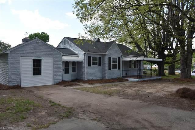 2606 Thomasville Road, Winston Salem, NC 27107 (MLS #1018877) :: Lewis & Clark, Realtors®