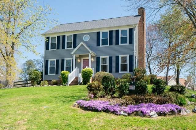 7089 Avenbury Circle, Kernersville, NC 27284 (MLS #1018882) :: Greta Frye & Associates | KW Realty Elite