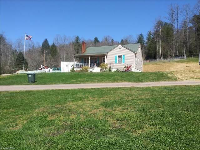 193 Shepherd Way, Millers Creek, NC 28651 (MLS #1018904) :: RE/MAX Impact Realty