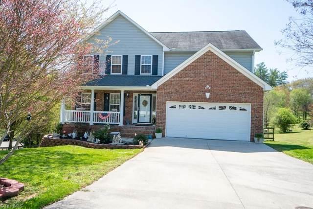 158 Autumn Ridge Drive, Lexington, NC 27295 (MLS #1019017) :: Ward & Ward Properties, LLC