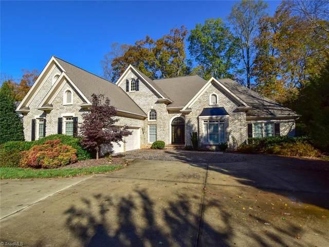 6 Lake Bluff Court, Greensboro, NC 27410 (MLS #1019024) :: Lewis & Clark, Realtors®