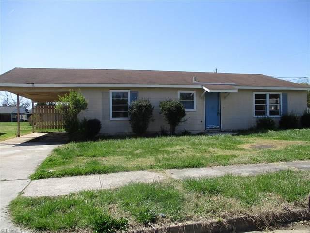110 Woodgate Circle, Winston Salem, NC 27107 (MLS #1019042) :: Berkshire Hathaway HomeServices Carolinas Realty