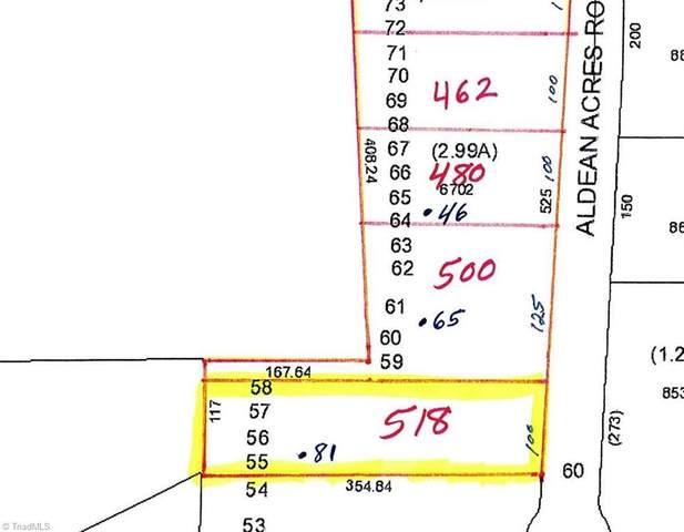 518 Aldean Drive, Lexington, NC 27295 (MLS #1019069) :: Berkshire Hathaway HomeServices Carolinas Realty
