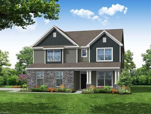 3608 Wesley Point Drive, Browns Summit, NC 27214 (MLS #1019097) :: Lewis & Clark, Realtors®