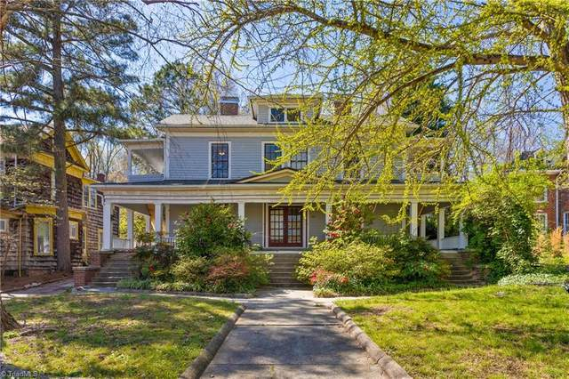 116 S Mendenhall Street, Greensboro, NC 27403 (MLS #1019109) :: Lewis & Clark, Realtors®