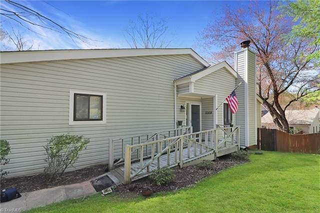 5309 Delta Drive, Winston Salem, NC 27104 (MLS #1019118) :: Ward & Ward Properties, LLC