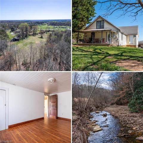232 D Joe Layne Mill Road, Elkin, NC 28621 (MLS #1019125) :: Ward & Ward Properties, LLC