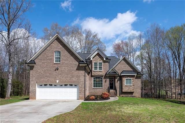144 Hope Crossing Drive, Lexington, NC 27295 (MLS #1019130) :: Ward & Ward Properties, LLC