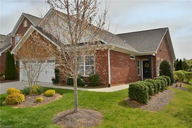807 Queensbury Drive, Winston Salem, NC 27127 (MLS #1019146) :: Berkshire Hathaway HomeServices Carolinas Realty