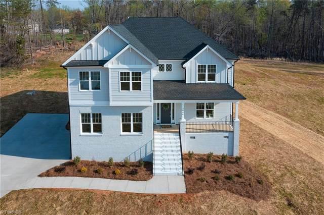 7096 Lambert Lake Road, Stokesdale, NC 27357 (MLS #1019161) :: Berkshire Hathaway HomeServices Carolinas Realty