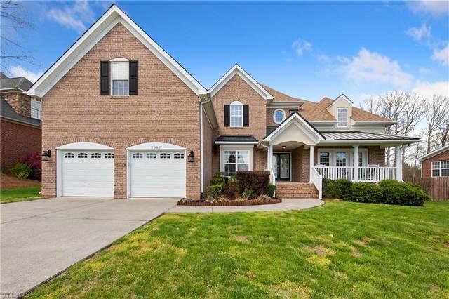 2087 Waterford Village Drive, Clemmons, NC 27012 (MLS #1019184) :: Lewis & Clark, Realtors®