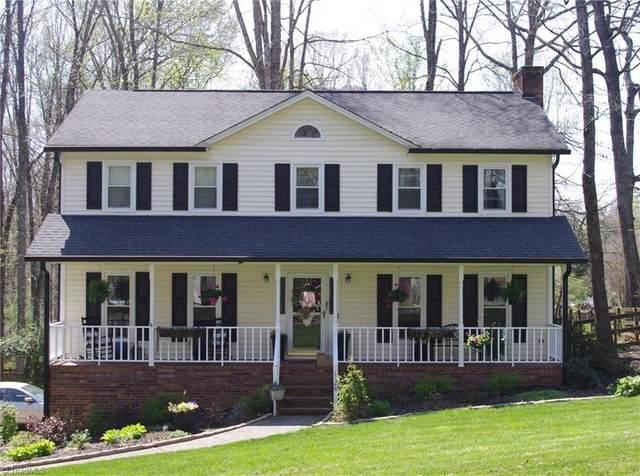 1828 Glenridge Drive, Kernersville, NC 27284 (MLS #1019193) :: Greta Frye & Associates | KW Realty Elite