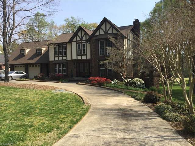5003 Edinborough Road, Greensboro, NC 27406 (MLS #1019196) :: Lewis & Clark, Realtors®