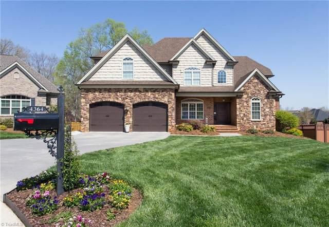4364 Barrington Oaks Court, Clemmons, NC 27012 (MLS #1019241) :: Ward & Ward Properties, LLC