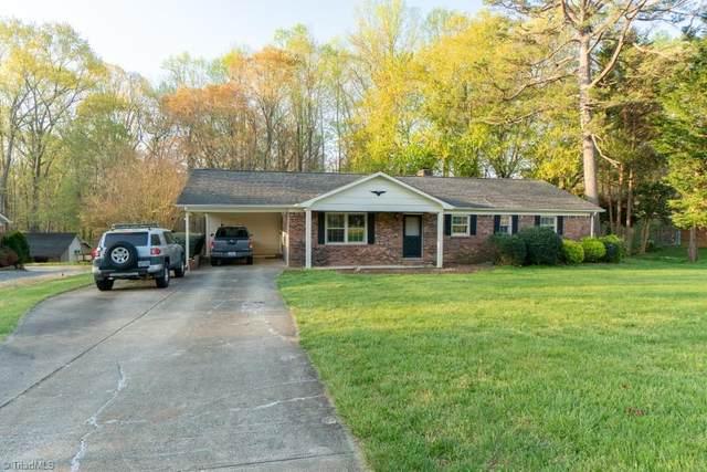 409 Idlebrook Drive, Kernersville, NC 27284 (MLS #1019248) :: Ward & Ward Properties, LLC