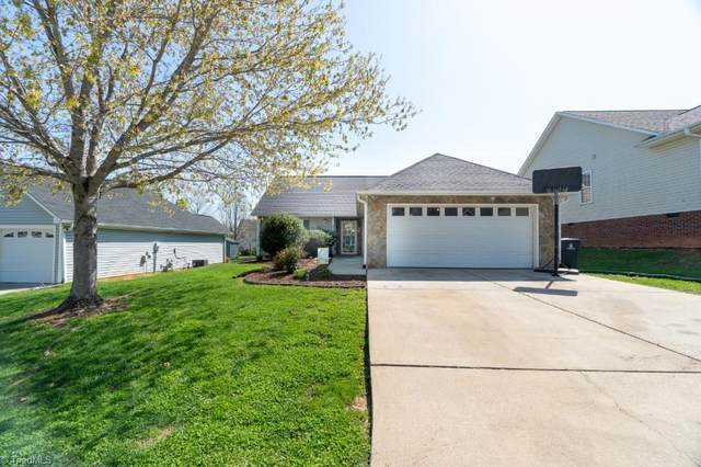 424 Salem Springs Drive, Winston Salem, NC 27107 (MLS #1019250) :: Ward & Ward Properties, LLC