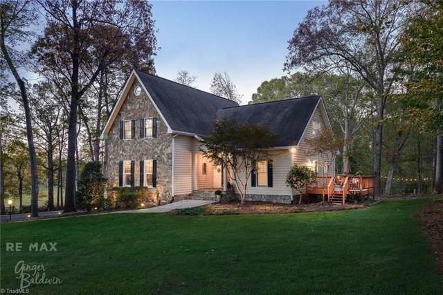 1435 Double Creek Drive, Lewisville, NC 27023 (MLS #1019260) :: Ward & Ward Properties, LLC