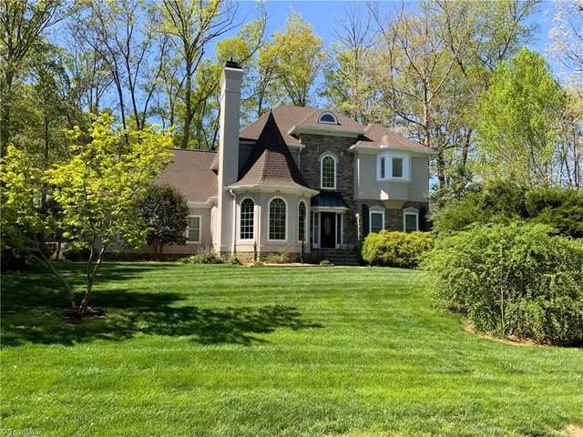 1105 Fallbrook Lane, Lewisville, NC 27023 (MLS #1019265) :: Greta Frye & Associates   KW Realty Elite