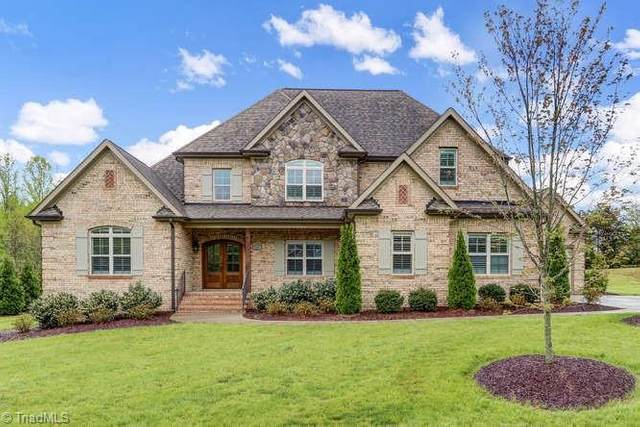 7507 Hearthridge Court, Oak Ridge, NC 27310 (#1019289) :: Mossy Oak Properties Land and Luxury