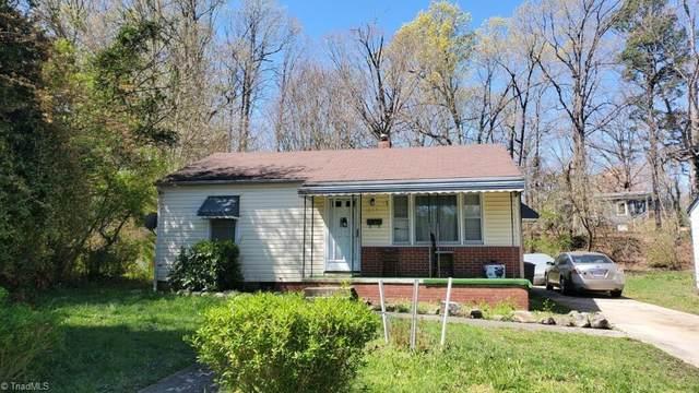 517 Henry Place, High Point, NC 27260 (MLS #1019296) :: Ward & Ward Properties, LLC