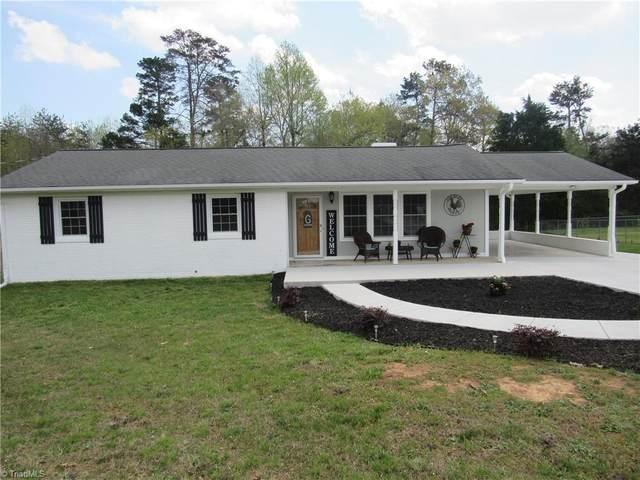 6131 Stanleyville Drive, Rural Hall, NC 27045 (MLS #1019303) :: Berkshire Hathaway HomeServices Carolinas Realty