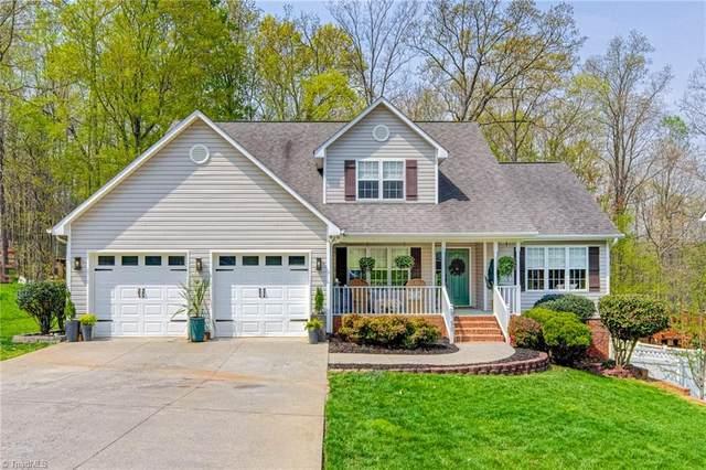 6150 Fording Creek Lane, Kernersville, NC 27284 (MLS #1019304) :: Greta Frye & Associates | KW Realty Elite