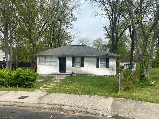 1931 Taylor Street, Greensboro, NC 27405 (MLS #1019308) :: Berkshire Hathaway HomeServices Carolinas Realty