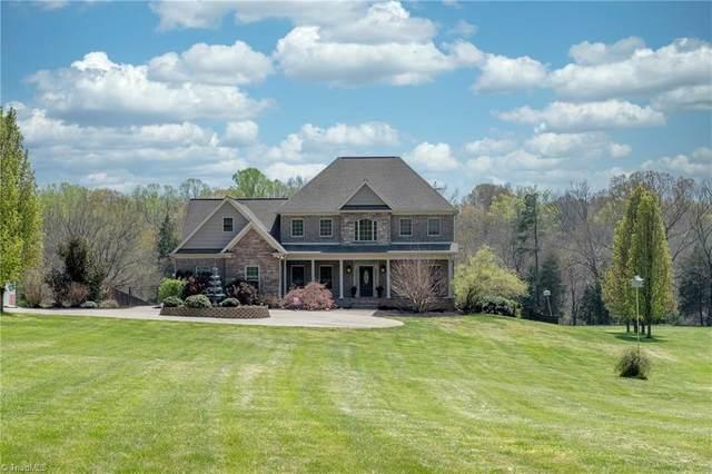 169 Browder Lane, Advance, NC 27006 (MLS #1019324) :: Ward & Ward Properties, LLC