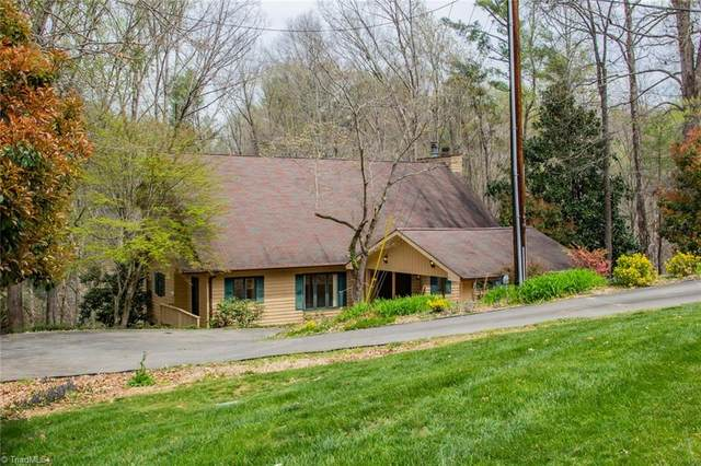 511 Lakewood Drive, Wilkesboro, NC 28697 (MLS #1019332) :: Berkshire Hathaway HomeServices Carolinas Realty
