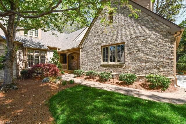 2 Sturbridge Lane, Greensboro, NC 27408 (MLS #1019341) :: Ward & Ward Properties, LLC