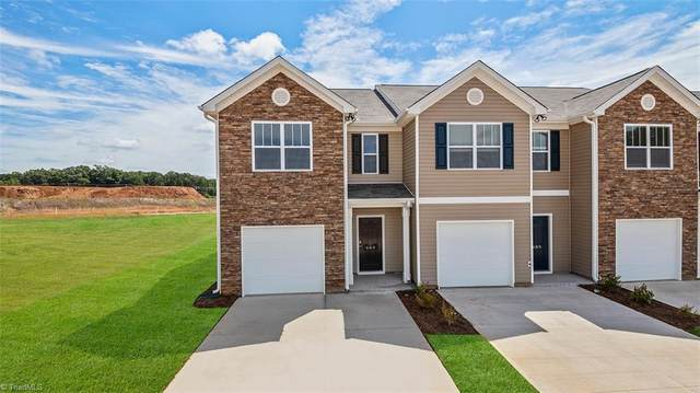 3816 Buckskin Way, Greensboro, NC 27405 (MLS #1019367) :: Lewis & Clark, Realtors®