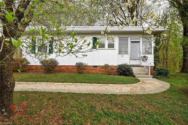 2450 Queen Street, Winston Salem, NC 27103 (MLS #1019376) :: Greta Frye & Associates | KW Realty Elite
