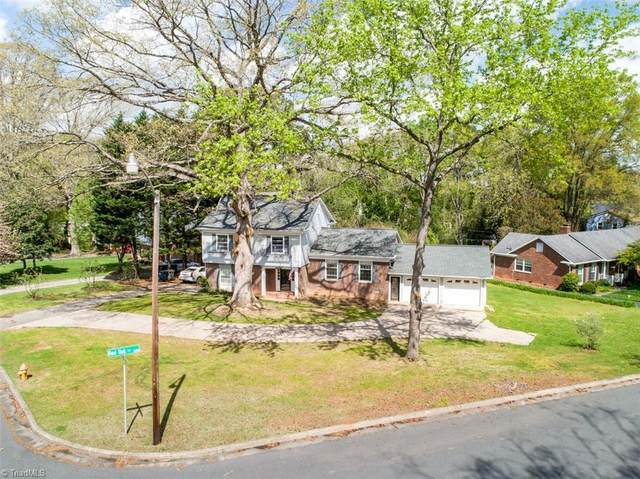 1200 Red Oak Lane, Winston Salem, NC 27106 (MLS #1019391) :: Ward & Ward Properties, LLC