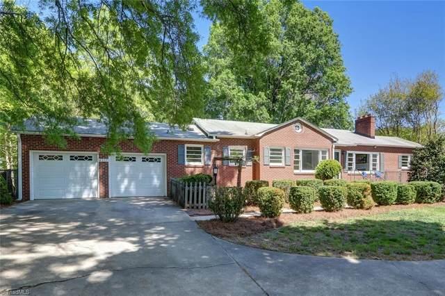 4377 High Point Road, Kernersville, NC 27284 (MLS #1019403) :: Ward & Ward Properties, LLC