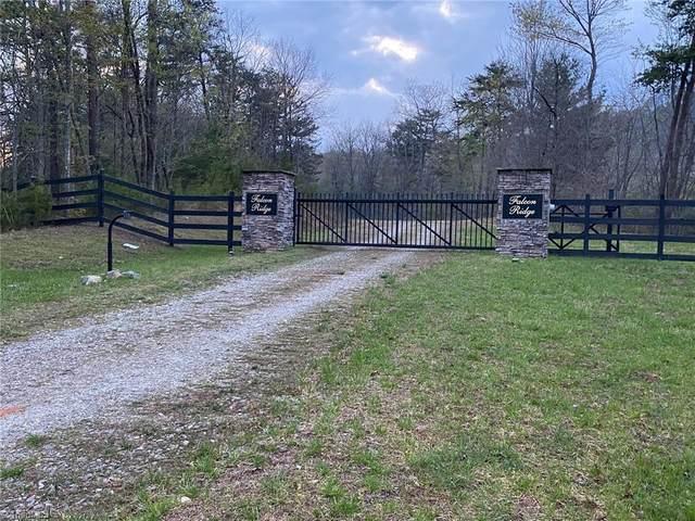 LT 2 Falcon Ridge Drive, Moravian Falls, NC 28654 (MLS #1019418) :: Ward & Ward Properties, LLC